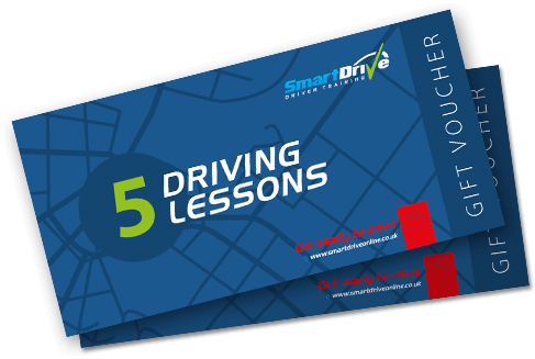 Smart Drive driving lesson gift vouchers