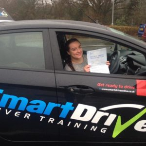 Smart Drive pass - Amy Banks