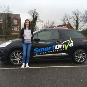 Smart Drive pass - Beth Appleton